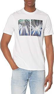 AX Armani Exchange Men's Skyscrapper Graphic T-Shirt