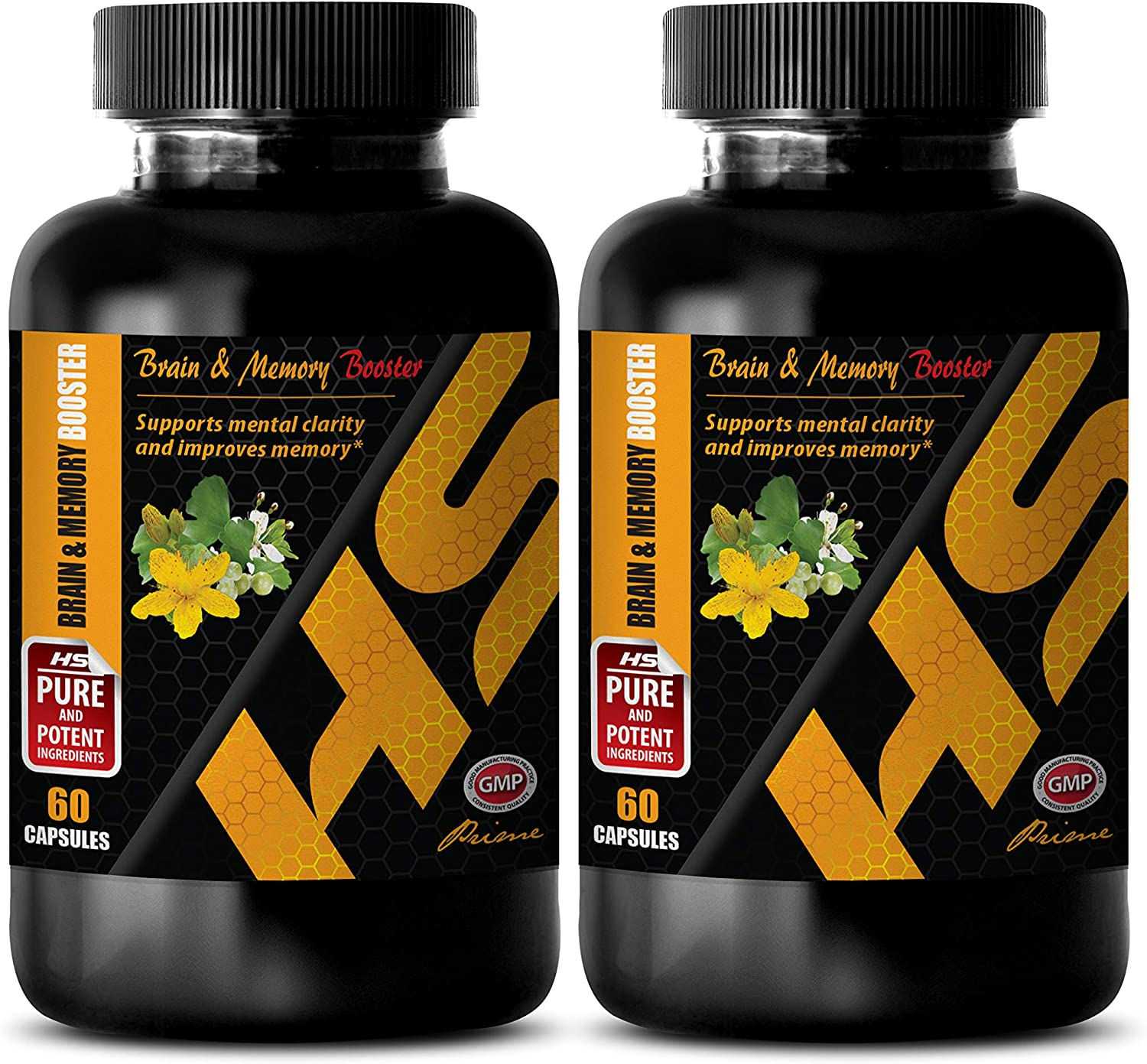Stress Support Pill Free Shipping New - Brain Limited price biloba Memory and Booster Ginkgo