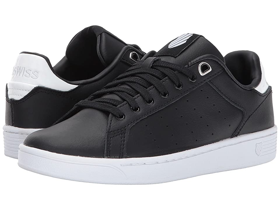 K-Swiss Clean Court CMF (Black/White Hologram) Women