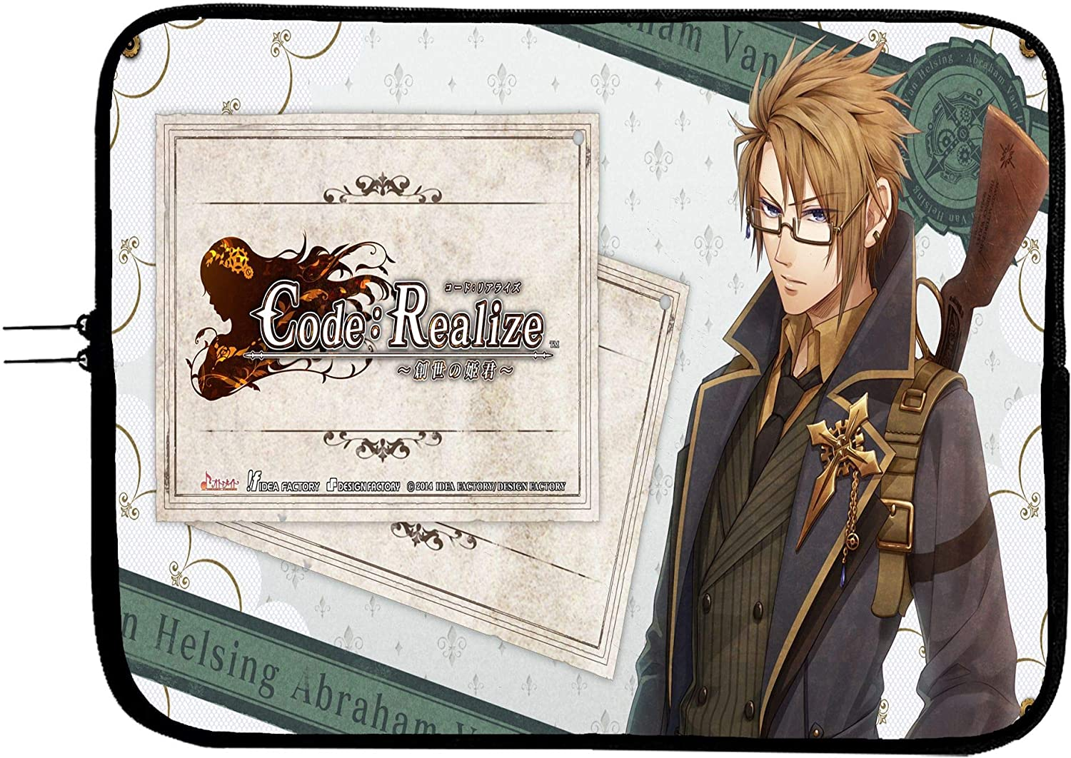 Code Realize Sales results No. Chicago Mall 1 Anime Laptop Sleeve Case Use D Daily