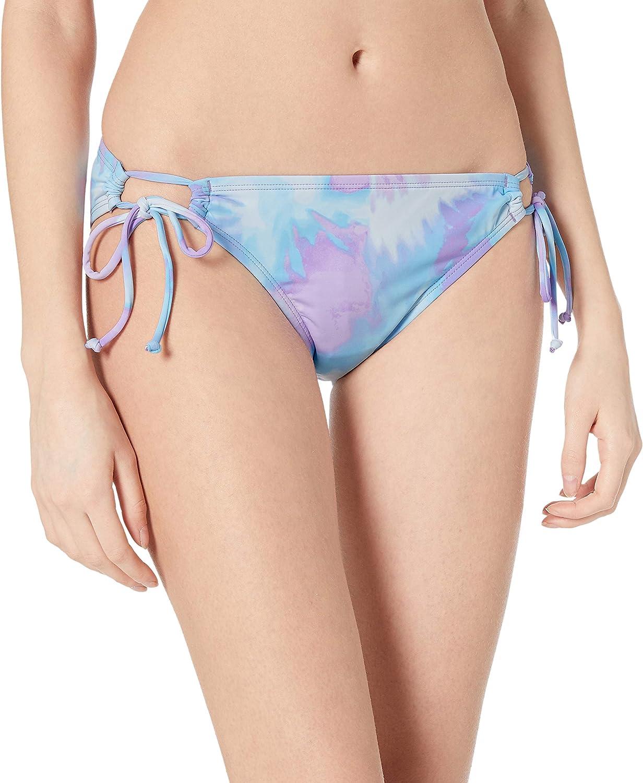Hobie Women's Standard Strappy Side Hipster Bikini Swimsuit Bottom