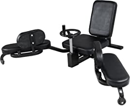 Valor Fitness CA-27 Leg Stretch Machine with Wheel and Gear System – Extends Over 180 Degrees