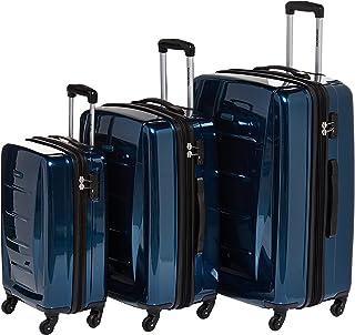Samsonite Winfield 2 Hardside Luggage with Spinner Wheels, Deep Blue, 3-Piece Set (20/24/28)