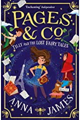 Pages & Co.: Tilly and the Lost Fairy Tales (Pages & Co., Book 2) Kindle Edition