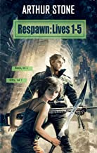 Respawn: Lives 1-5 (Respawn LitRPG series Book 1)