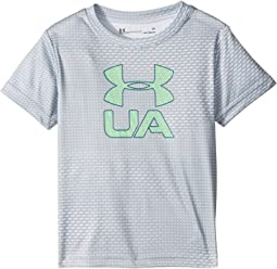 Under Armour Kids - Sync Big Logo Short Sleeve Tee (Toddler)