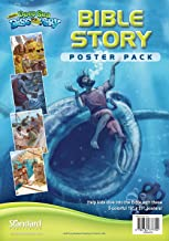Bible Story Poster Pack (Vacation Bible School (VBS) 2016: Deep Sea Discovery God Is with Me Wherever I G)