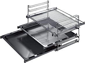 Bosch HEZ438301 - Accesorio para horno (3 compartimentos, acero inoxidable)