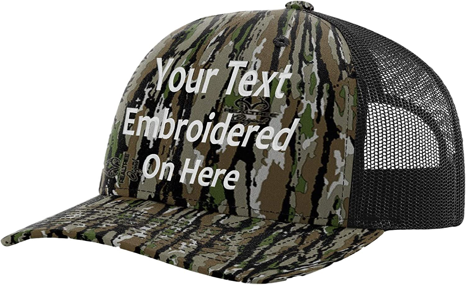 Custom Richardson 112 Hat with Trucker Embroidered Your Text Mes Ranking TOP11 Spasm price