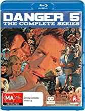 DANGER 5:SERIES 1 & 2 BLURAY
