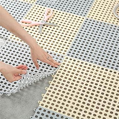 Carpet, Fluffy Modern Geometric Style, Used in Bedroom, Kitchen, Bathroom, Kindergarten, Fluffy Carpet, Large Indoor Cushion,