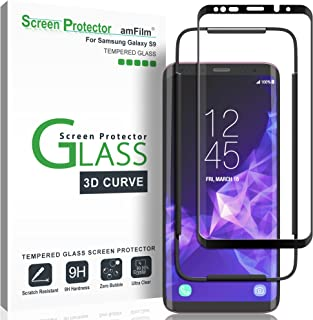 No Retail Package Clear WanShiHengTong Screen GGR 50 PCS Non-Full Matte Frosted Tempered Glass Film for Galaxy J4
