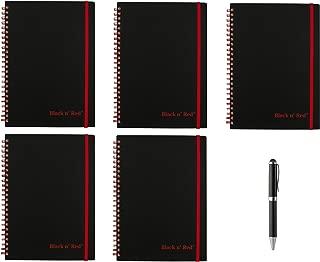 red n black diary