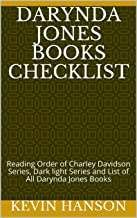 Darynda Jones Books Checklist: Reading Order of Charley Davidson Series, Dark light Series and List of All Darynda Jones Books