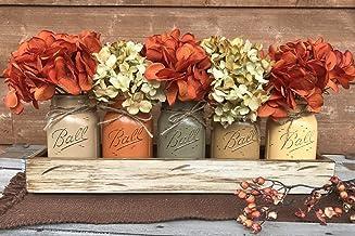 Amazon Com Handmade Jars Shabby Chic Jars Decorative Accessories Handmade Products