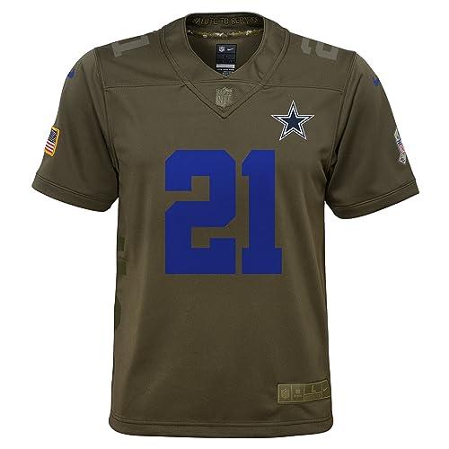 wholesale dealer e3d45 60c30 Dallas Cowboys Youth Jerseys: Amazon.com