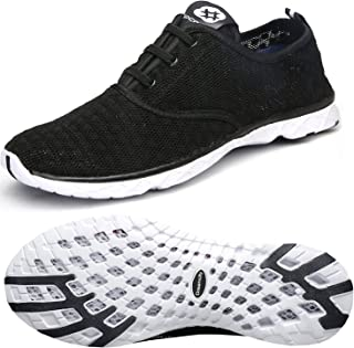 Men's Water Shoes Athletic Sport Lightweight Walking Shoes