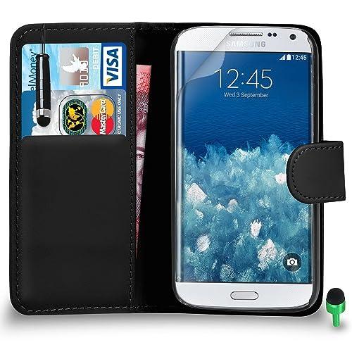 Samsung S6 Wallet Case: Amazon co uk