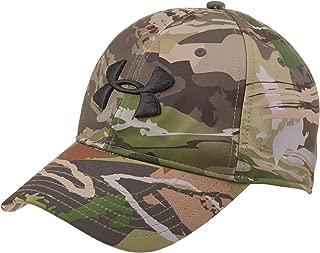 Under Armour Men's Camo Stretch Fit Cap
