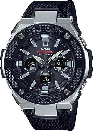 [カシオ]CASIO 腕時計 G-SHOCK ジーショック G-STEEL 電波ソーラー GST-W330AC-1AJF メンズ