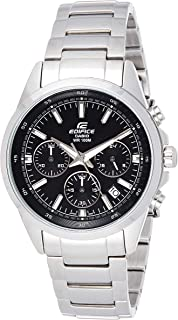 Casio Dress Watch For Men Analog Stainless Steel - Efr-527D-1Avudf