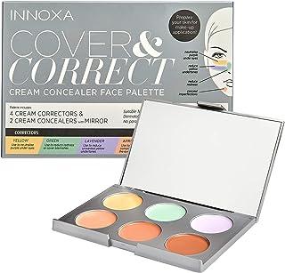 Innoxa Cover & Correct Concealer Face Palette