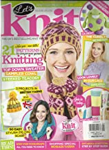 LET'S KNIT, ISSUE,88 JANUARY, 2015 (THE UK'S BEST SELLING KNIT MAGAZINE)