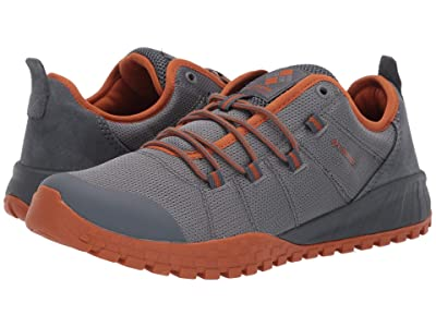 Columbia Fairbankstm Low (Ti Grey Steel/Bright Copper) Men