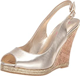 921568d8f Lilly Pulitzer Mckim Wedge at Zappos.com