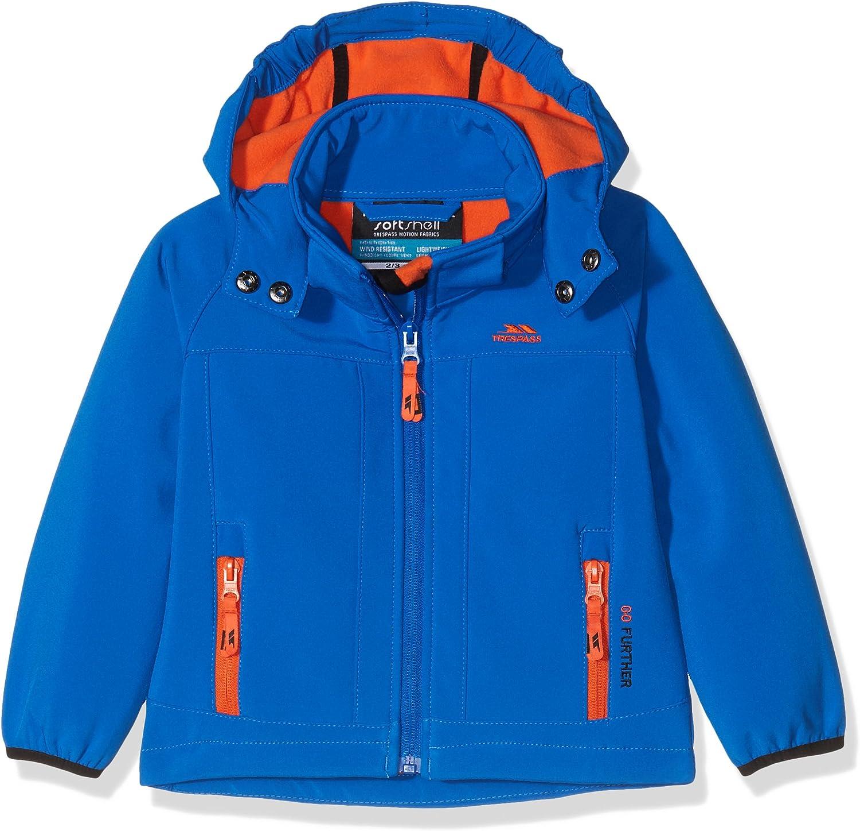 Trespass Kids Swamp Softshell Outdoor Jacket