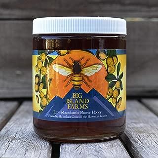 Rare Hawaiian Organic Macadamia Blossom Honey