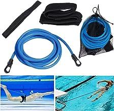 Wegreeco Zwemmen Trainingsriemen, Statische Zwemmen Trainingsriemen Stationaire Zwemtrainer Zwemmen In Plaats Weerstand Ba...
