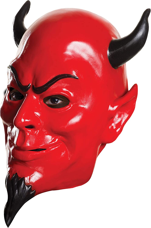 Rubie's Costume Co. Men's Max 47% OFF Scream Red Devil Queens Mask Ranking TOP15