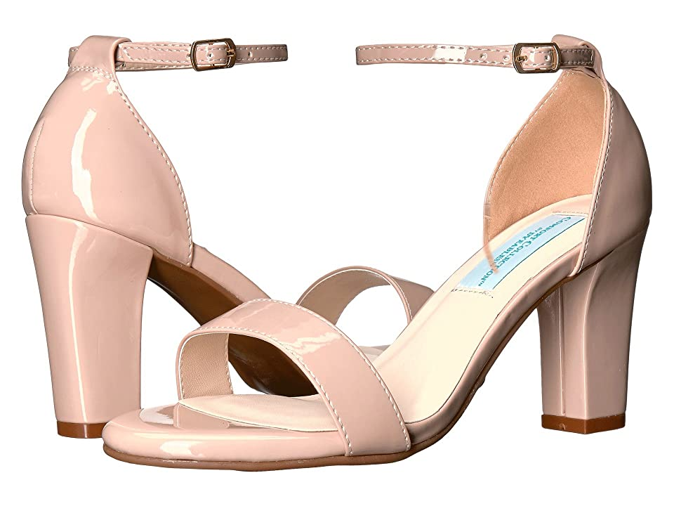 Touch Ups Maddox by Dyeables (Nude Patent) Women