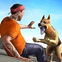 Crime City Police Dog Chase Game 3D : DownTown Criminal Escape Mission 2019