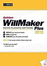 Quicken WillMaker Plus 2013 [Old Version]