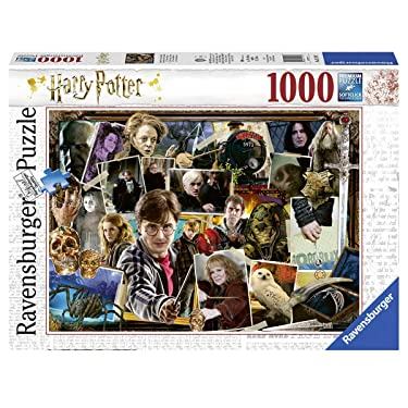 Ravensburger Harry Potter, 1000pc Jigsaw Puzzle