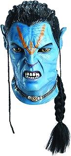 Rubies 3 68343 - Máscara de Jake Sully de Avatar (hecha en