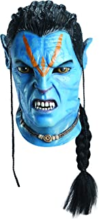 Avatar Deluxe Overhead Adult Jake Sully Latex Mask