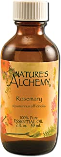 Nature's Alchemy Rosemary Essential Oil, 2 Fluid Ounce