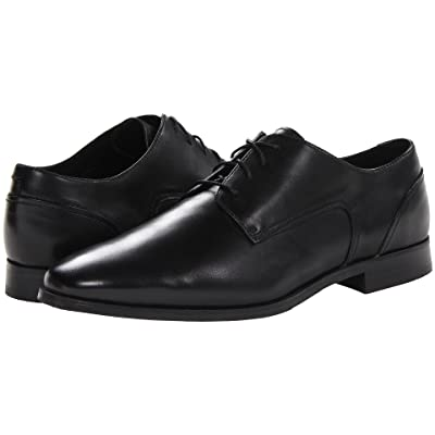 Florsheim Jet Plain Toe Oxford (Black) Men