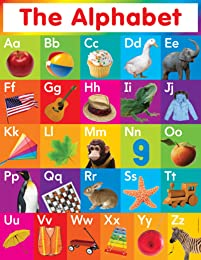 Best alphabet charts for toddlers