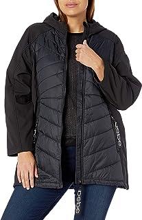 bebe Womens Fashion Outerwear Jacket Down Alternative Coat