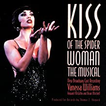 Kiss Of The Spider Woman Cast Recording