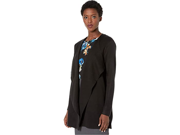 Calvin Klein Open Flyaway Cardigan - Women Clothing