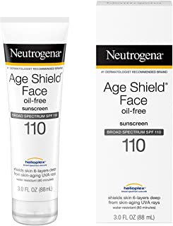 Neutrogena Age Shield Face Lotion SPF#110 90 ml