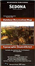 Sedona Outdoor Recreation Map (Sedona's Favorite Recreation Map Since 1998)