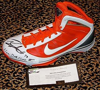 f7dd475bc857 Blake Griffin signed SLAM DUNK CHAMP Nike Shoe Panini COA SIZE 16.5 LA  CLIPPERS