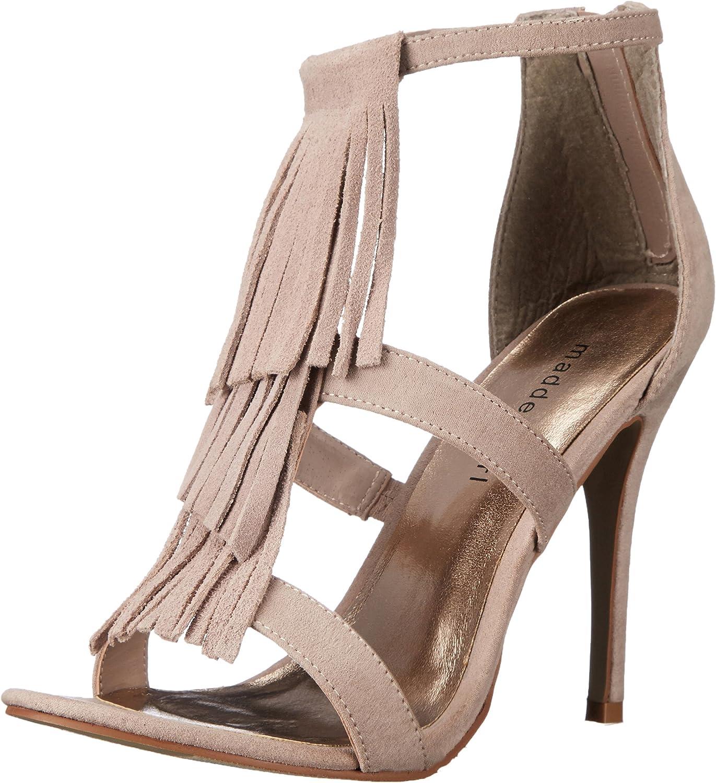 Madden girl Women's Demiiii Dress Sandal