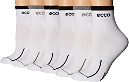 Anklet Cushion Socks w/ Tipping Logo - 6 pack